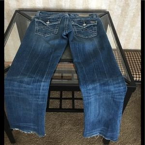Miss Me Jeans - Miss Me boot cut jeans.